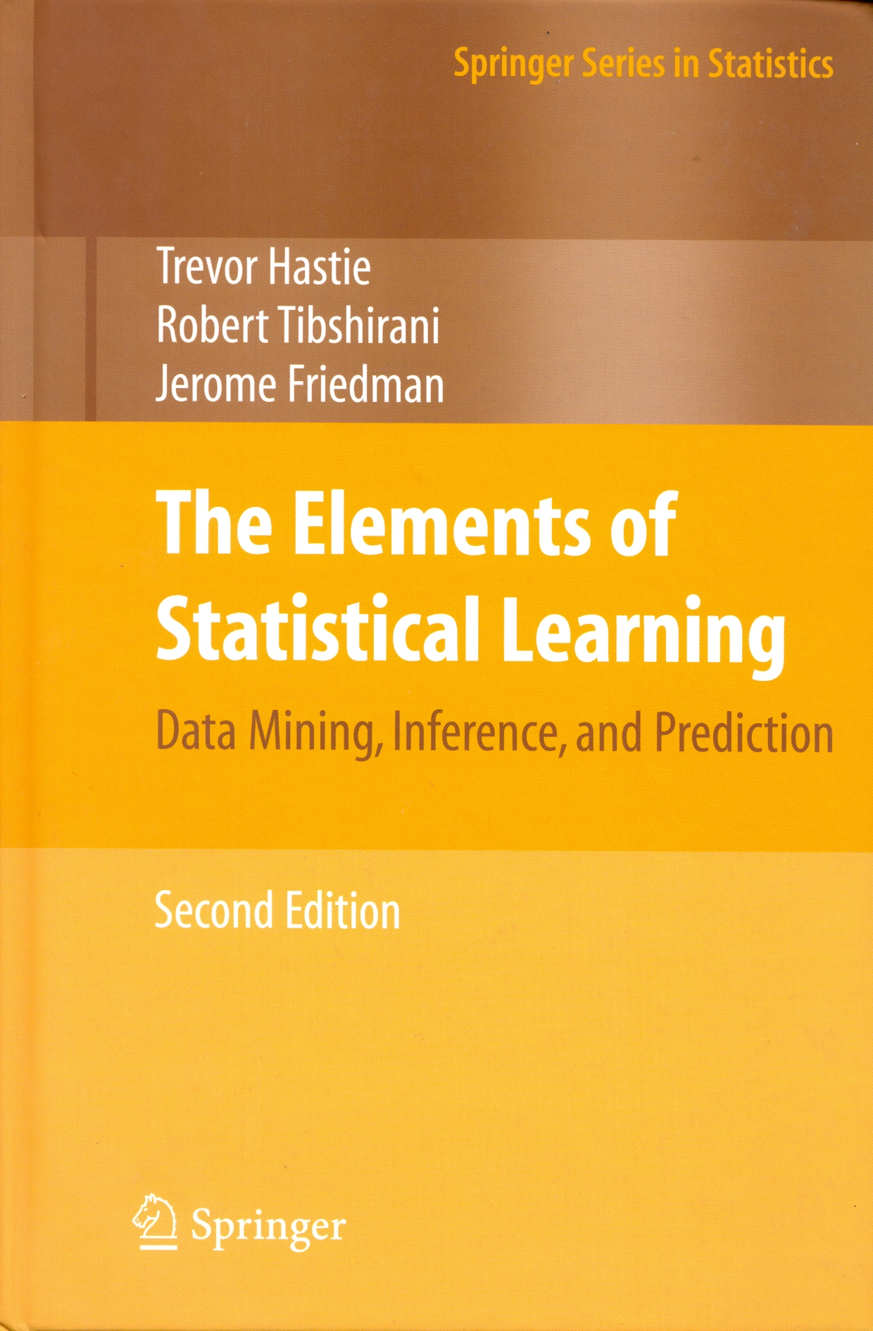 The elements of statistical learning : data mining, inference, and prediction